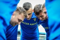 Półfinały Mistrzostw Polski Playarena – Pruszków 2018