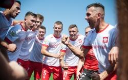 Socca World Cup 2018: Polska – Słowenia 4:1