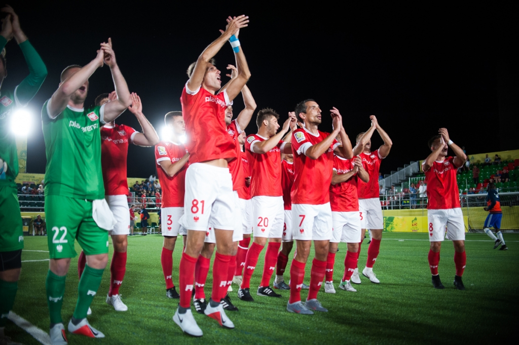 Socca World Cup 2018: Polska – Anglia 3:0