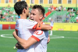Socca World Cup 2018: Polska – Portugalia 2:1