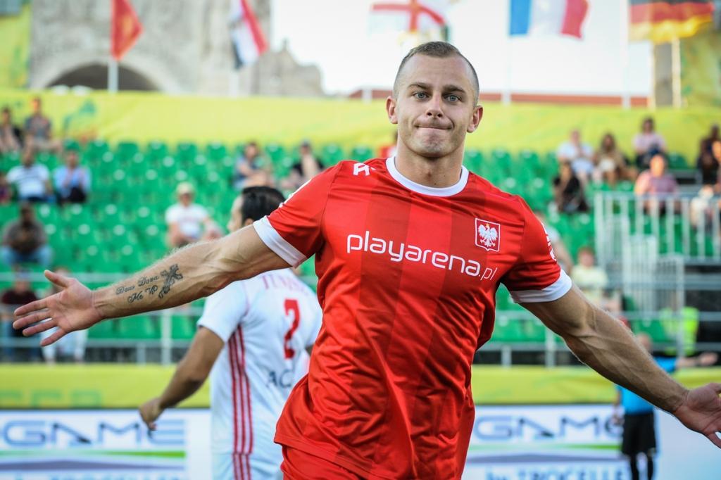 Socca World Cup 2018: Polska – Tunezja 4:0