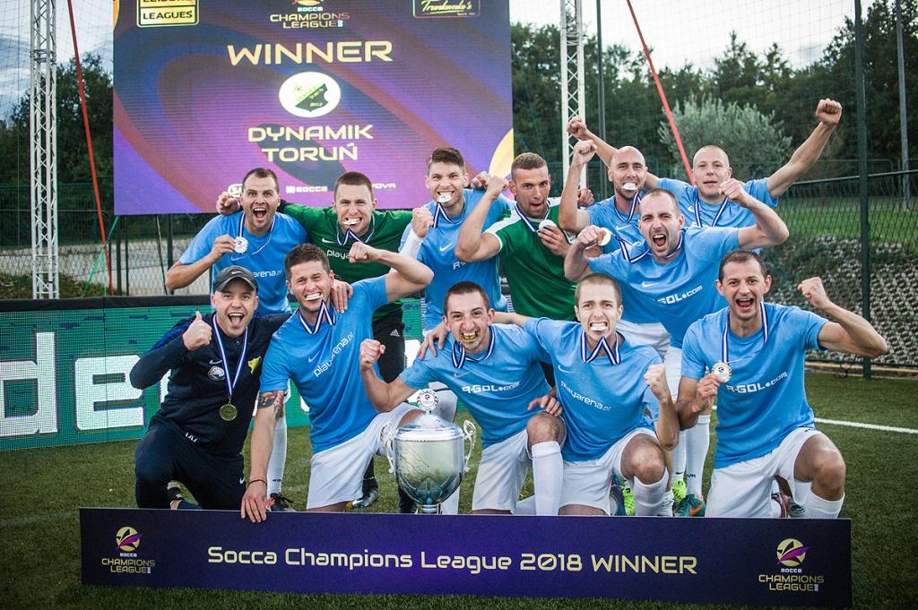 Socca Champions League 2018 – Poreć, Chorwacja