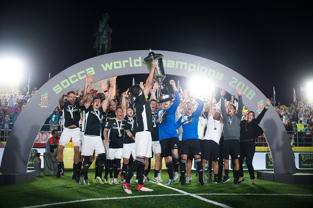 Socca World Cup 2018 Finał: Polska – Niemcy 0:1