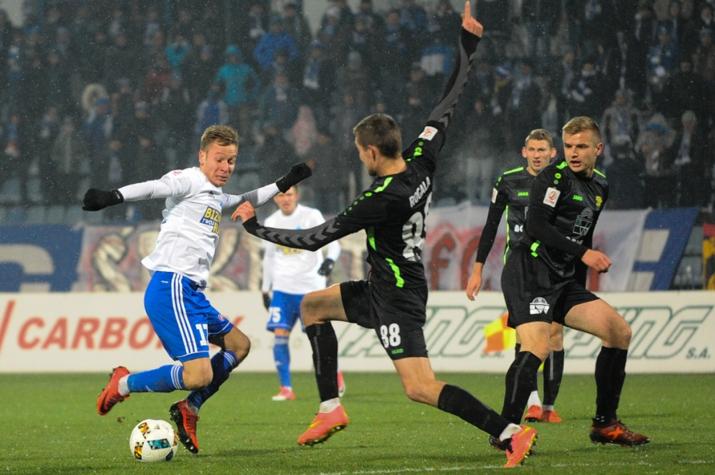 2 Liga: Ruch Chorzów – Górnik Łęczna 1:1