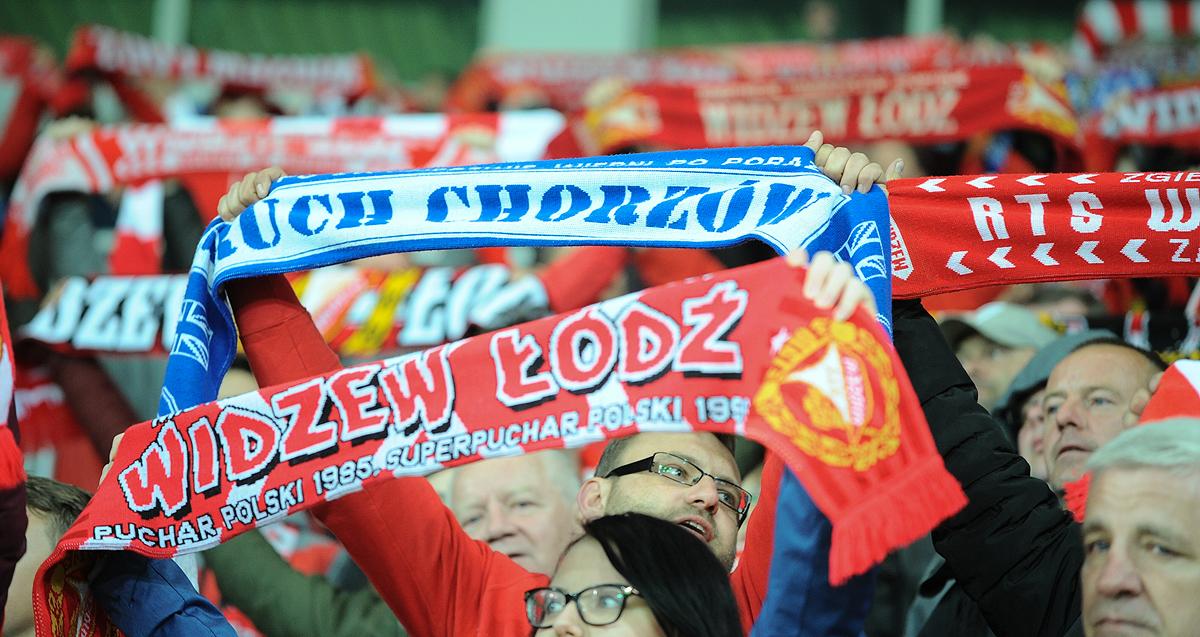 2 Liga: Widzew Łódź - Ruch Chorzów 3:0