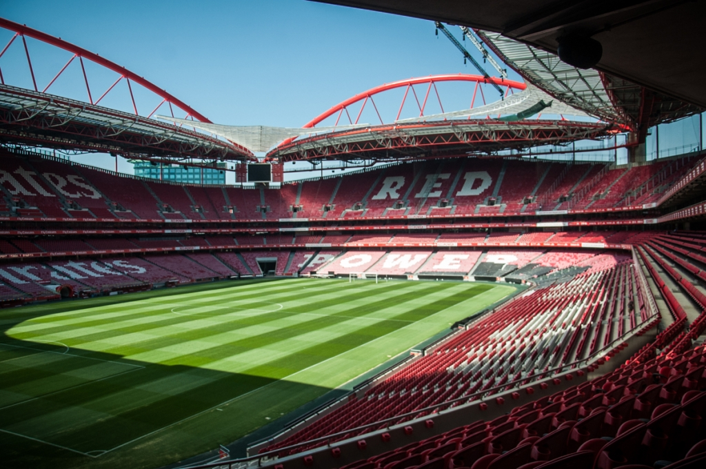 Estadio da Luz – Lizbona