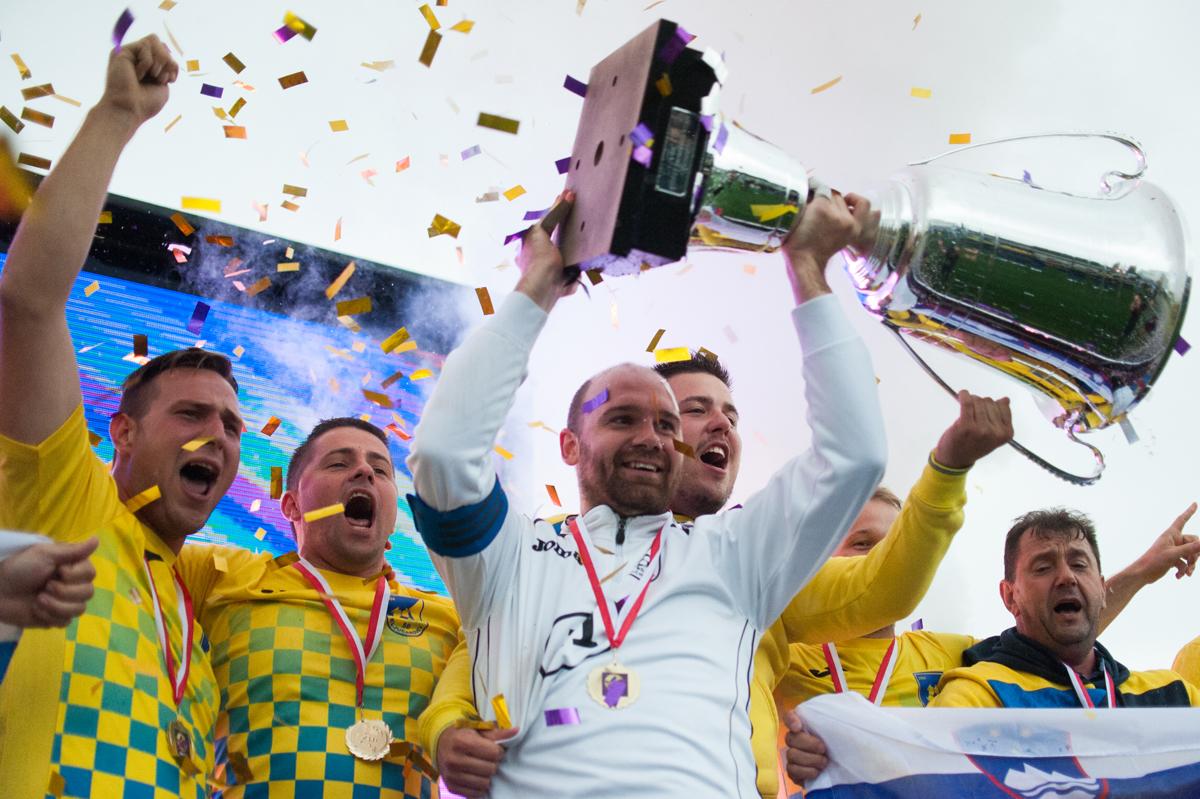 Socca Champions League 2019 - Maribor, Słowenia