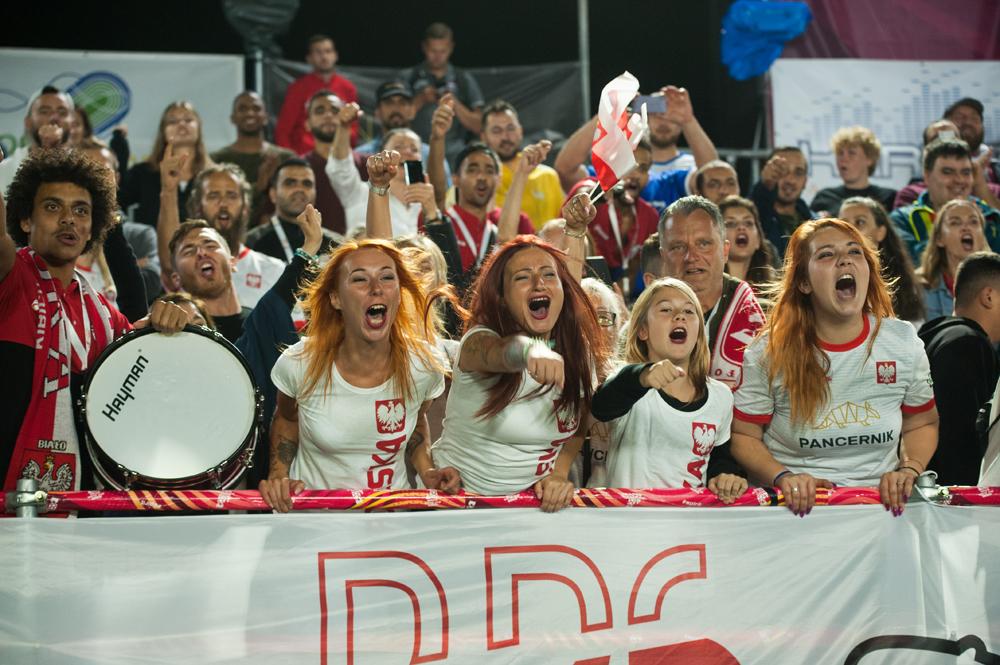 SOCCA WORLD CUP 2019: POLSKA - BUŁGARIA 3:0