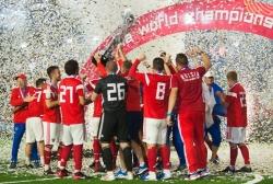 SOCCA WORLD CUP 2019 FINAŁ: POLSKA – ROSJA 2:3