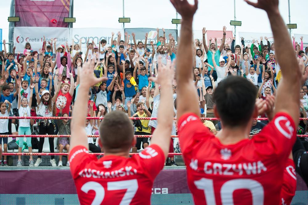 SOCCA WORLD CUP 2019: POLSKA - BELGIA 6:1
