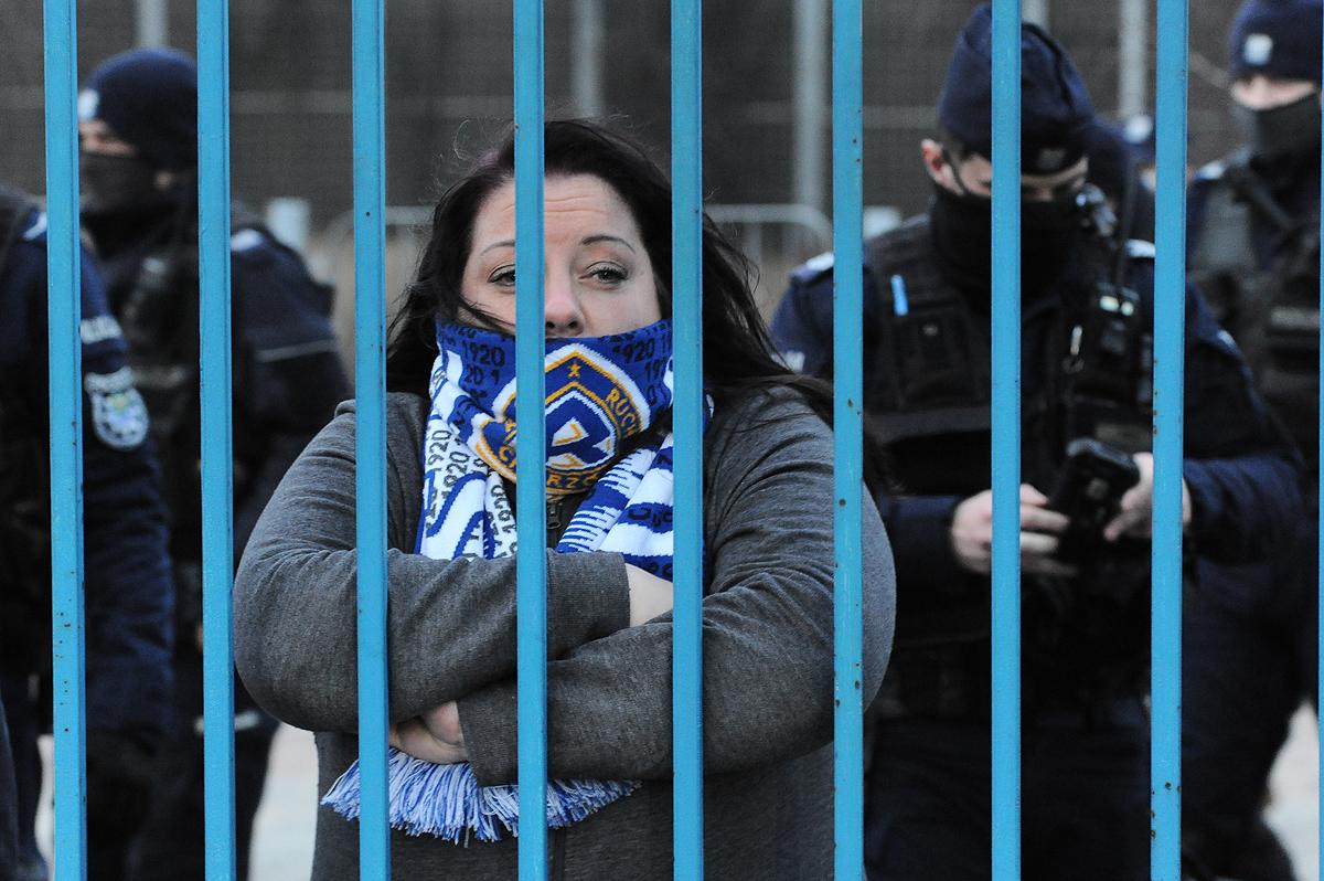 3 Liga: Ruch Chorzów - Foto-Higiena Gać 4:0