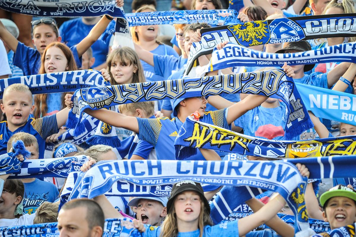 2 Liga: Ruch Chorzów - Garbarnia Kraków 0:0